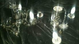 Light fittings £20 each