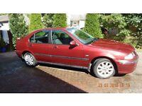 Rover 45 Hatchback 2001