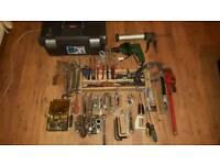 Loads of tools joblot