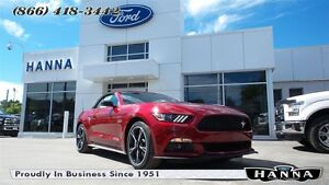 2017 Ford Mustang *NEW* GT CONVERTIBLE *MANUAL* CALIFORNIA PACKA