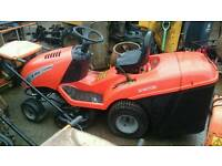 Efco ride on mower