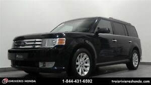 2012 Ford Flex SEL 4WD mags