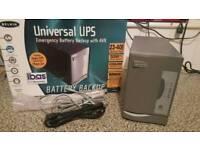 Universal backup battery