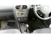 Vauxhall corsa semi-automatic 1.2 16v Comfort Easytronic 5dr