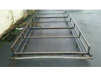 Renault master/vauxhall movano, long wheel base. Roof rack