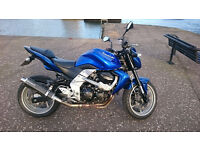 2009 Kawasaki Z750, 1 Owner from new, mint condition for age.
