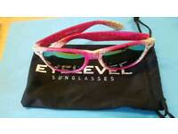 Eye level sunglasses. Many designs brand new in packaging. From £3-£8 SA5 4RZ