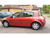 RENAULT MEGANE 1.4, CHEAP INSURANCE
