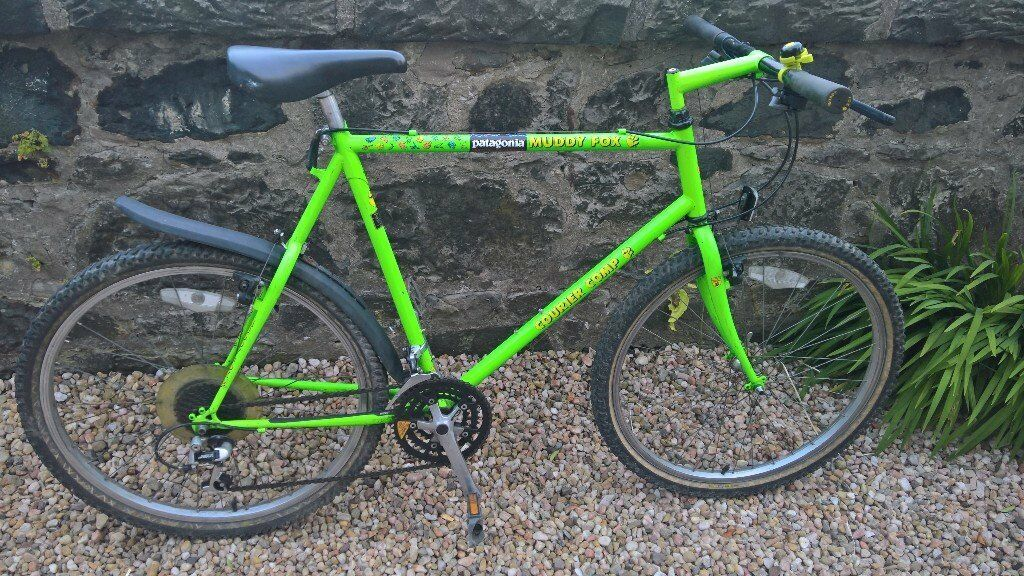 Courier Comp Retrobike 1990 Muddy Fox Good Condition Extra Large