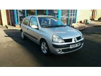 Renault clio 1.2 66k low miles full mot new cambelt , new clutch , just serviced