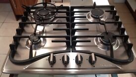Baumatic 4 ring gas hob