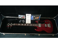 Gibson SG Bass 2015 Brand new cased and boxed