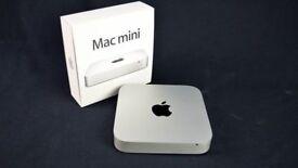 Apple Mac Mini 2.5Ghz Core i5 4Gb 500GB HD Capture One Pro 10 DaVinci Resolve Studio Final Cut Pro X