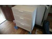 IKEA chest of drawers. Good condition .