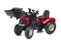 Brand new range of kids pedal tractors - Ideal Christmas Presents