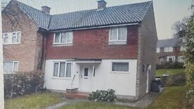 3 BEDROOM SEMI DETACHED HOUSE TO RENT IN READING