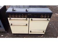 Big Range gas cooker. Good condition