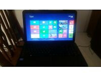 Toshiba laptop. Great condition!