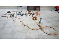 Brio train sets & lots of accessories
