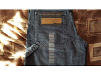 Brand New Tommy Hilfiger Carpenter Jeans, Loose Fit, Wide Leg, Low Waist, W 31, L30.