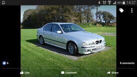 BMW 5 series genuine 535i m sport