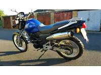 HONDA FX 650 2002 52, low mileage excellent condition