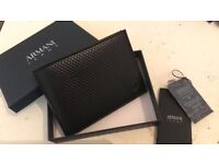 Genuine Armani wallet new