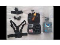GoPro · 1080p · 12 mp · Action Camera, Waterproof, Night Mode · microSD Card