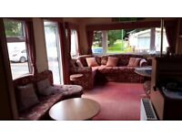 Static caravan for sale in Ardlui, Loch Lomand