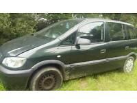 Vauxhall zafira breaking