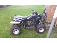 125cc Quad For Sale - NO SWAPS