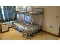 2+1 Bunk Bed