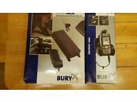 Bury Technologies UNI Car Talk Hands-free Car Kit Base Unit *BOXED* new