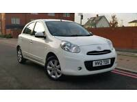 2012 Nissan Micra 1.2 DIG-S 12v Shiro 5DR++Full Service History+Low Mileage+Mint Car