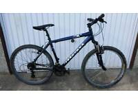 Ridgeback Mx3 Mountain Bicycle For Sale in Great Riding Order and Good Condition
