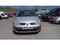 RENAULT SCENIC EXPRESSION 1.6L 12 MONTHS MOT