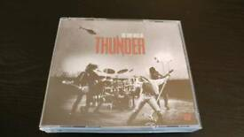 THUNDER THE VERY BEST 3 CDS BOX SET