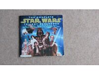 STAR WARS - The Complete Movie Trilogy Scrapbook - Mark Cotta Vaz