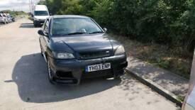 Vauxhall astra 1.6 sxi spairs or repairs breaking