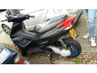 Gilera Stalker 50cc £190