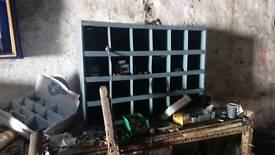 Storage unit for garage 40 each