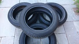 Falken winter tyres 225/55R19 to fit Mazda CX5 among others