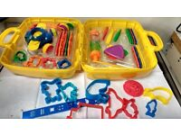 Playdough tools and shapes