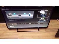 "Panasonic 42"" 4K Freeview HD Wifi Smart LED TV £230"