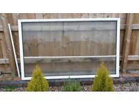 Glass panel 1200 mm x 2000 mm