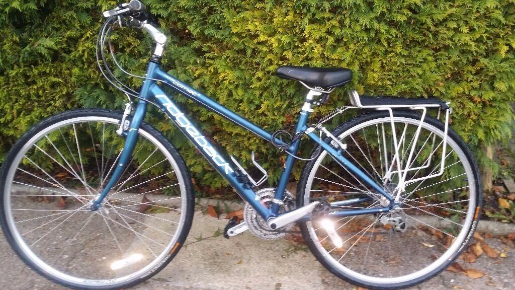 Ridgeback Comet Rapide Ladies Hybrid Bike In Bradford West