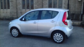 VAUXHALL AGILA 1.2 5 DOOR HATCH