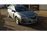 Mazda 6 1.8 petrol 2005 year full service history perfect condition