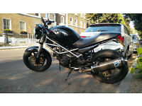 Ducati Monster M600 583cc 1988 Black - Awesome bike ready to ride!
