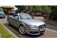 Audi a4 cabriolet 2.0 TFSI S LINE FULL S/H